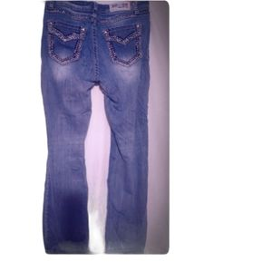 GRACE in LA Native American Vibe Jeans 18 Plus